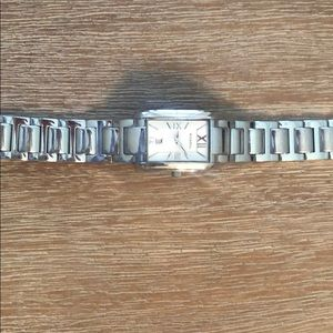 Sliver Fossil watch